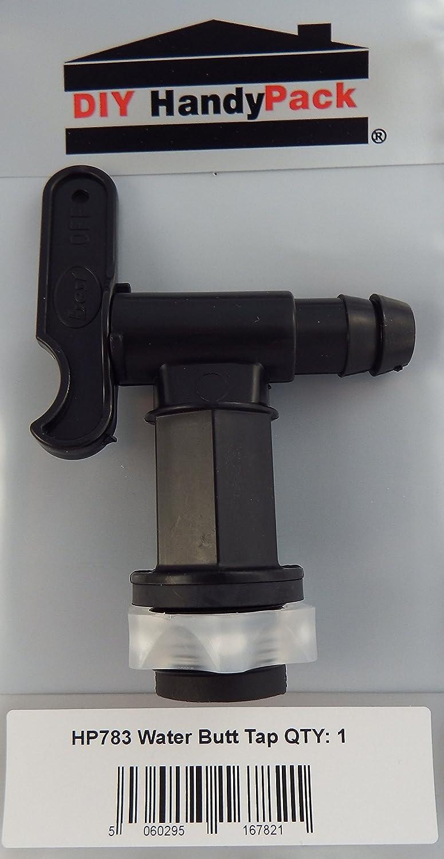 DIY HandyPack - Replacement Water Butt Tap DIY Trade Supplies