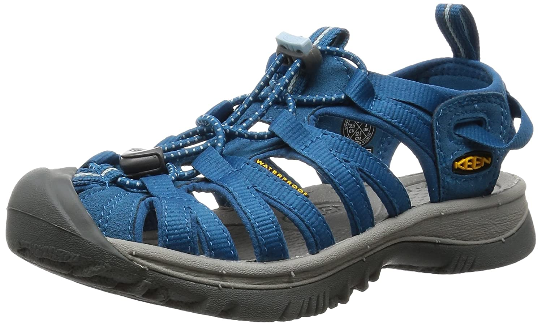Keen WHISPER 5124-BKGA Donna Outdoor Sandali Blue