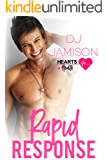 Rapid Response: A bisexual discovery, firefighter romance (Hearts and Health Book 8)