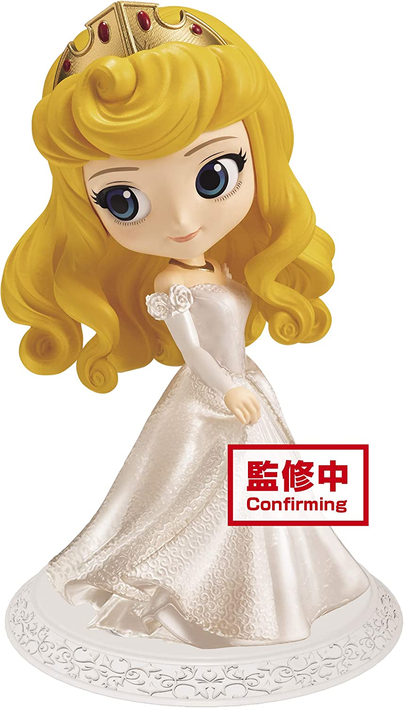 Banpresto Q Posket Disney Characters Dreamy Style Princess Aurora Ver.A