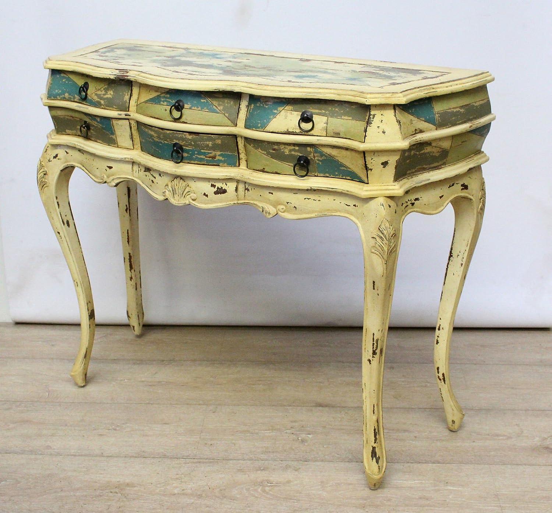 Armario de escritorio Secreter tocador maciza barroco 104 cm de ...