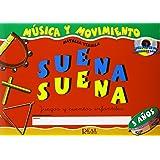 SUENA SUENA 3 ANOS + CD (RM Pedag Musica y Movimiento)