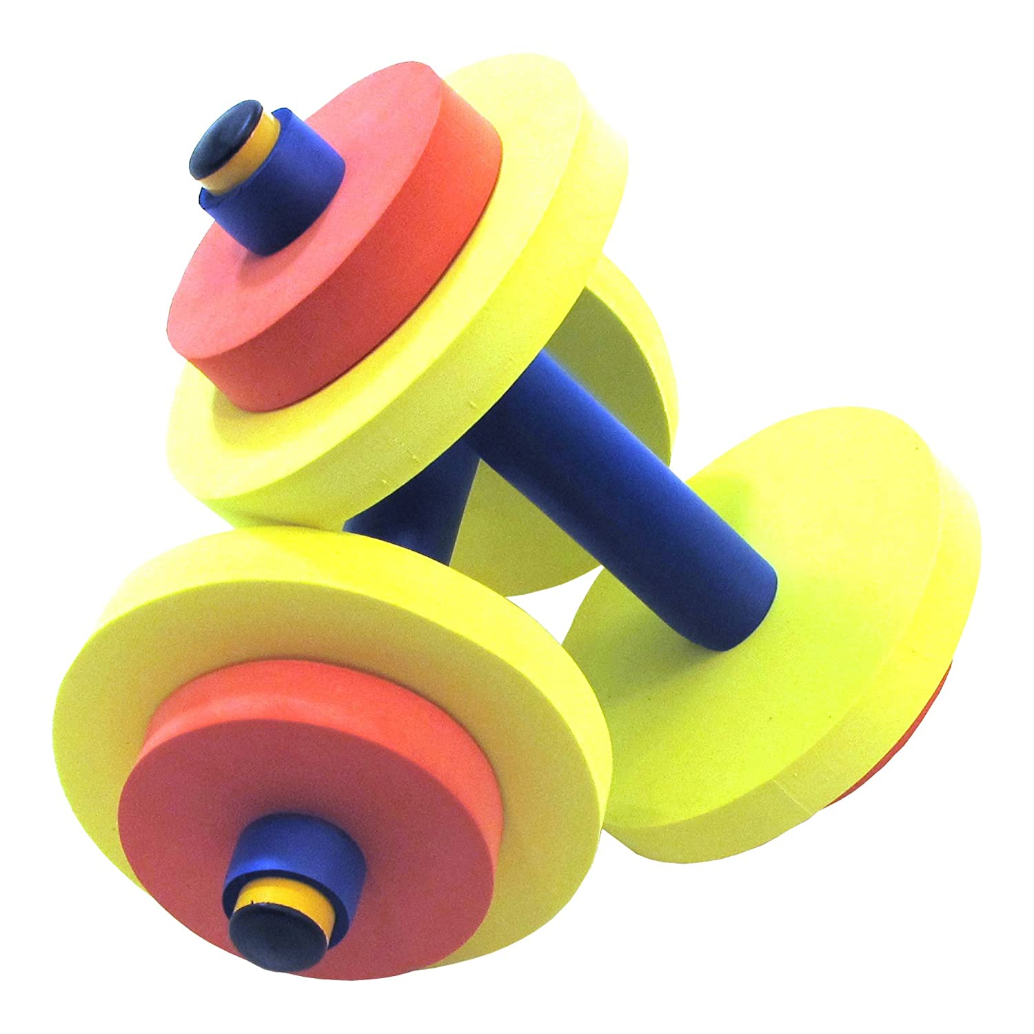 Amazon Redmon For Kids Fun and Fitness Dumbbell Set Baby