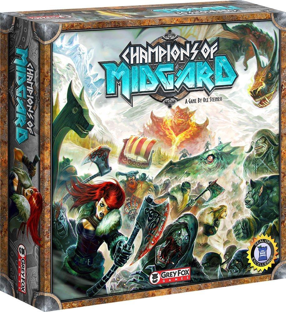 Grey Fox Games Champions of Midgard