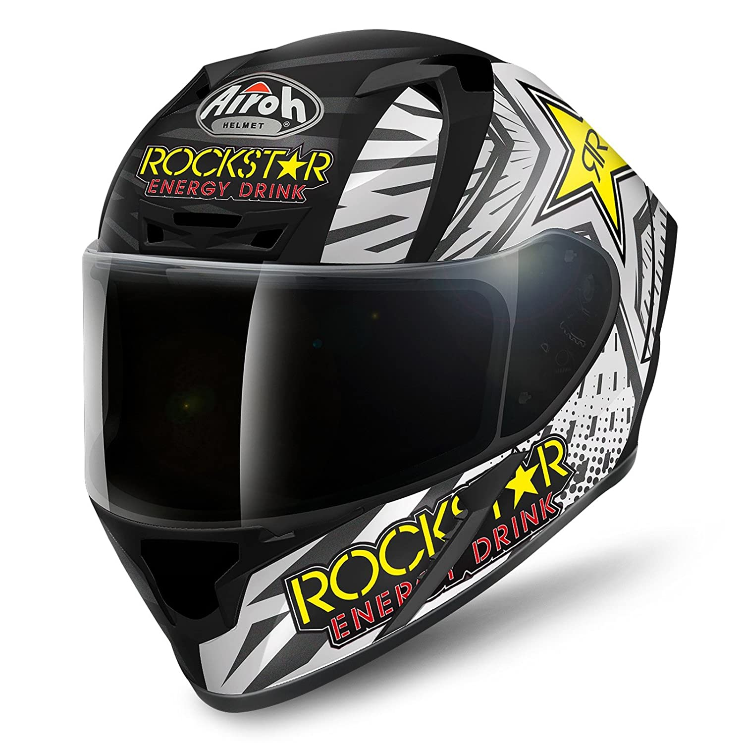 Amazon.es: Airoh Valor Sports Road - Casco de motocicleta ...
