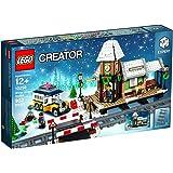 LEGO® Creator Winterlicher Bahnhof