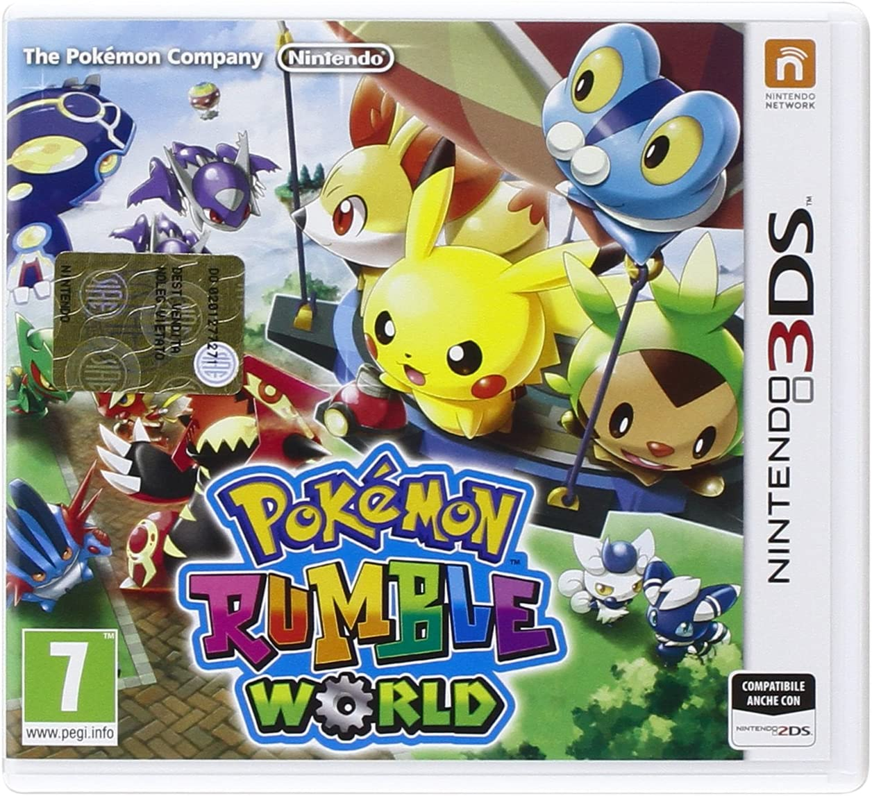 Pokémon Rumble World: Amazon.es: Videojuegos