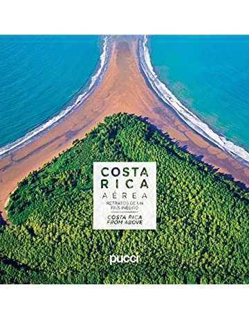 Costa Rica From Above (English and Spanish Edition)