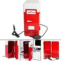 Sidiou Group Práctico Mini USB refrigerador enfriador