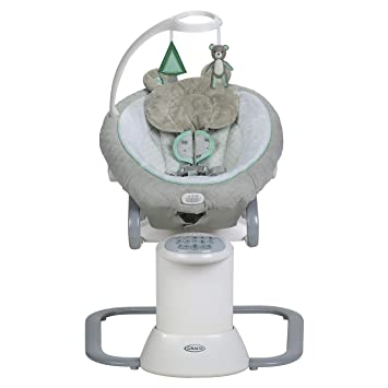 9f5b3c856 Amazon.com : Graco EveryWay Soother with Removable Rocker, Tristan : Baby