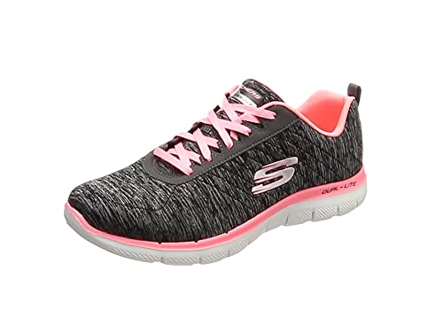 Skechers Flex Appeal 2.0 High Energy, Baskets Basses Femme