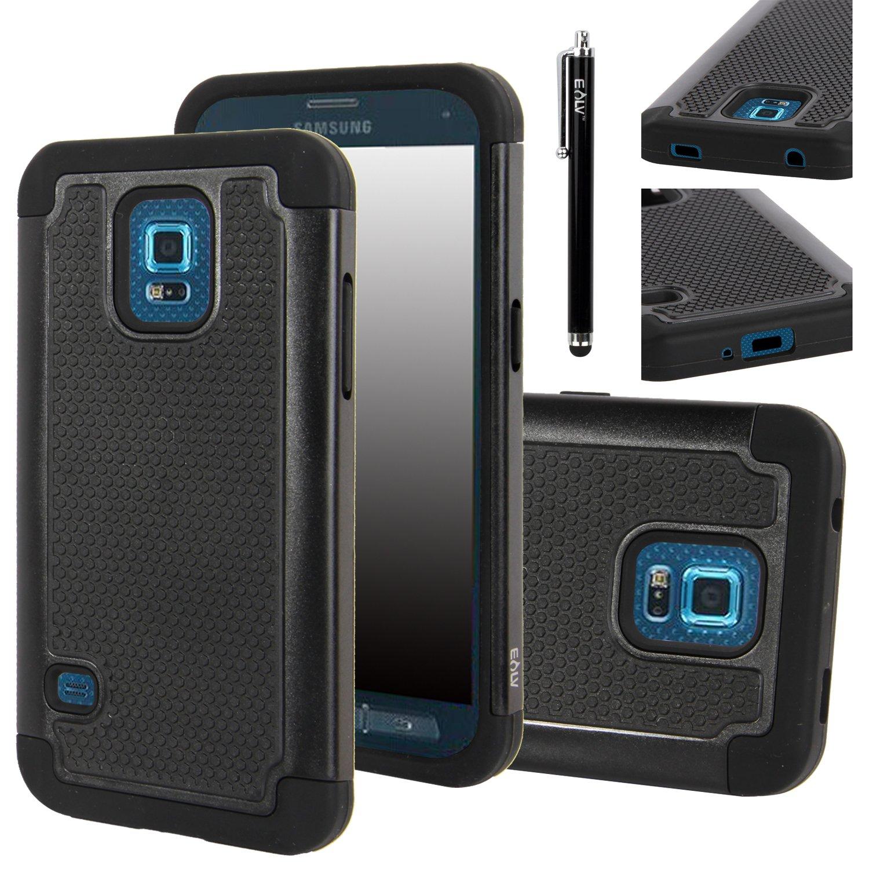 best website c4cf8 f2214 Galaxy S5 Sport Case, E LV Galaxy S5 Sport Case, S5: Amazon.in ...