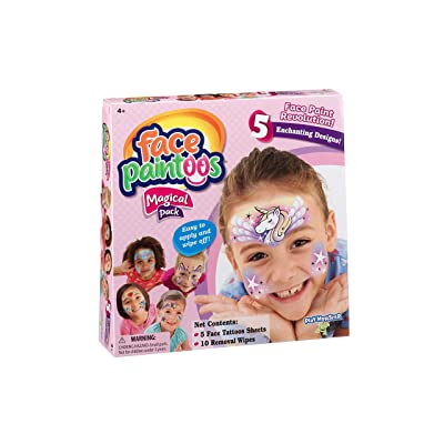PlayMonster Face Paintoos Magical Pack: Toys & Games