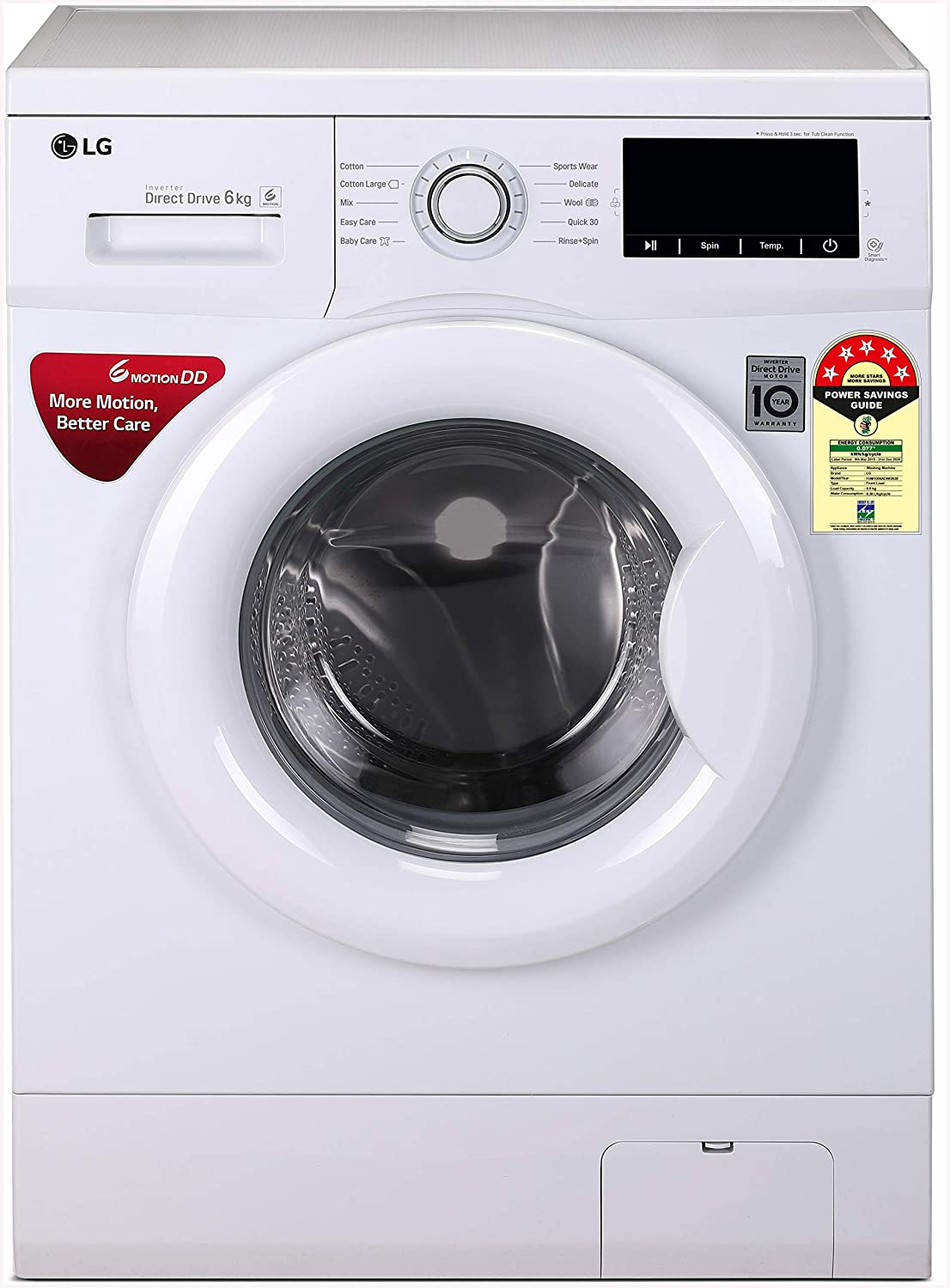 Best fully automatic top/front load washing machines in India 2020