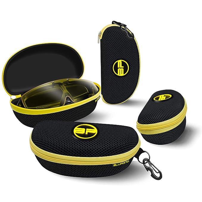 Amazon.com: BLUPOND - Juego de gafas de sol para deportes ...