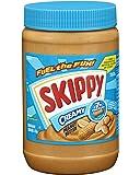 Skippy Peanut Butter, Creamy, 40 Ounce