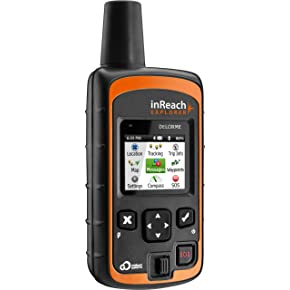 DeLorme AG-008727-201 InReach Explorer Two Way Satellite Communicator
