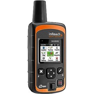 DeLorme AG-008727-201 InReach Explorer Two Way Satellite Communicator