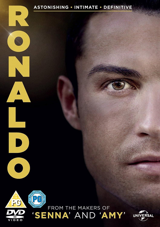 Ronaldo Edizione: Regno Unito ITA SUB Reino Unido DVD: Amazon.es ...