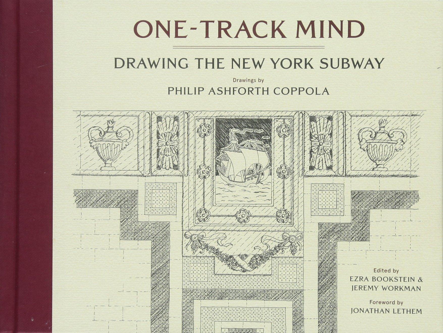 Nyc Subway Map Author Emiliano Ponzi.One Track Mind Drawing The New York Subway Ezra Bookstein Jeremy