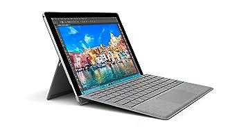 Microsoft Surface Pro 4 Tablet PC de 8 GB, Pantalla de 12.3pulgadas, procesador