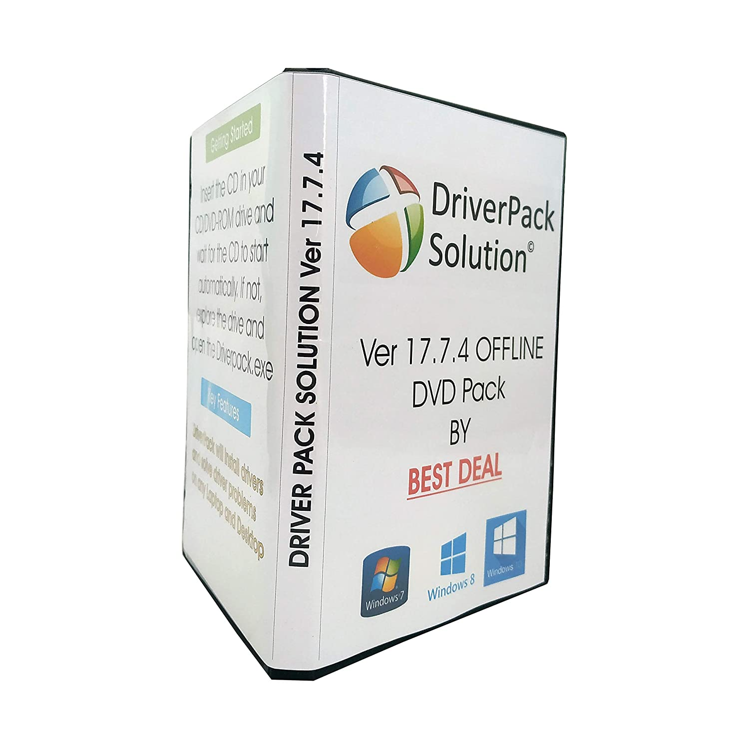 driverpack solution offline iso 4gb