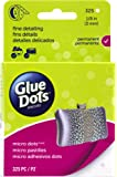 Glue Dots GD34300325 Micro, auf Rolle 325