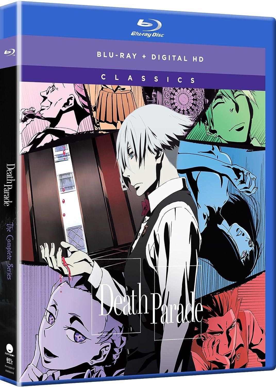 Death Parade Classics Blu-ray (Dual Audio)