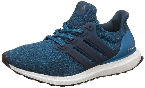 adidas Ultraboost, Scarpe Running Uomo, Blu (Azul Petnoc/Petmis) 000,
