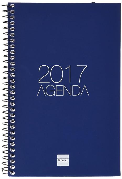 Amazon.com : Cabero 948397 - Notebook Week View 11.7x18.1 cm ...