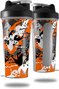 Skin Decal Wrap works with Blender Bottle 28oz Halloween Ghosts (BOTTLE NOT INCLUDED)