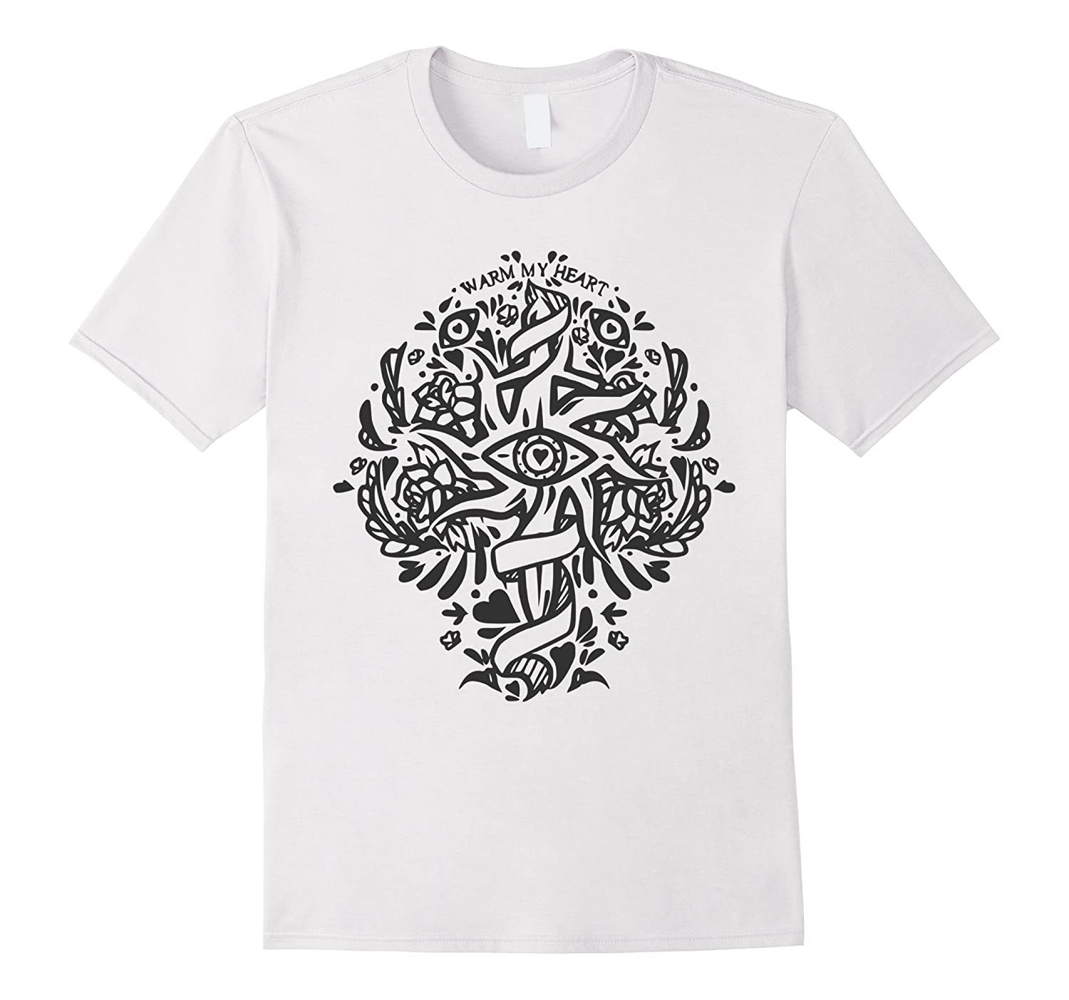 Dragon Age  Tree Of Life  Art T-Shirt-Vaci