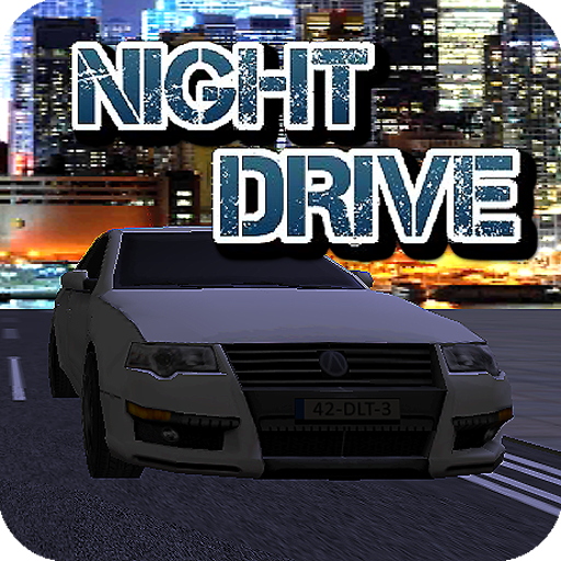 Night Drive - A First Person Nighty Parking Car Game (Driver Challenge (People Racing)