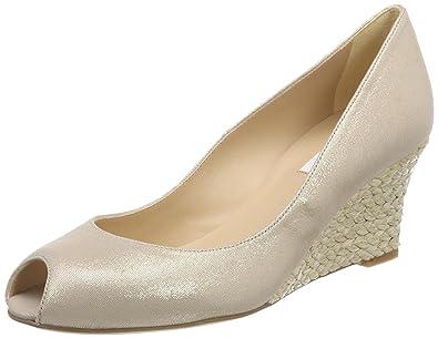 1862ef767dc0 L.K. Bennett Women s Edee Open Toe Heels