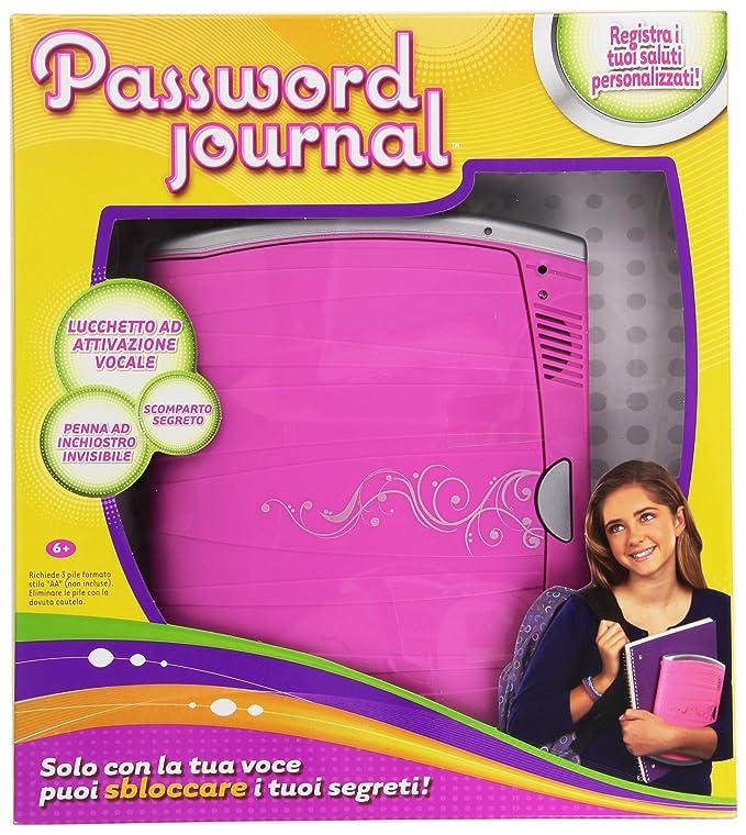 MATTEL My Password Journal 9