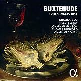 Buxtehude: Trio Sonatas, Op. 1