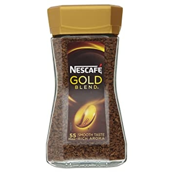 amazon com nescafe gold blend 100g grocery gourmet food