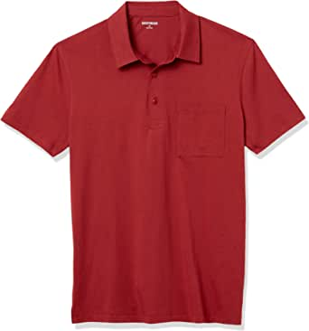 Goodthreads Amazon Brand Men's Cotton Polo