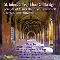 Favourite Choral Works from St. John's College Cambridge