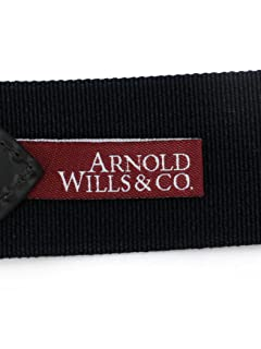 Bridle Leather Surcingle Belt 118-13-1130: Navy Stripe