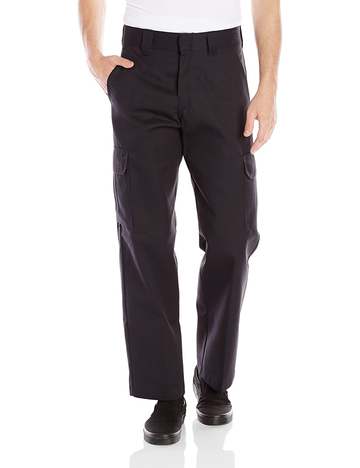 Dickies mens Relaxed Fit Straight Leg Cargo Work Pant Williamson Dickie Mfg Co.