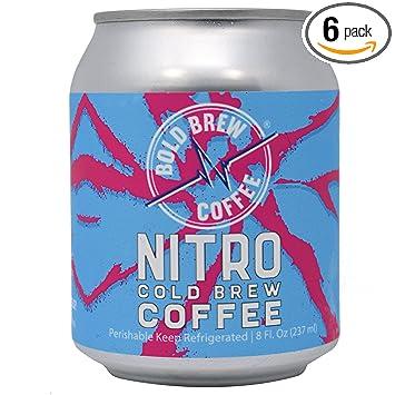 Review Nitro Cold Brew Coffee