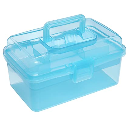 Amazon Com Clear Blue Multipurpose First Aid Arts Craft Supply