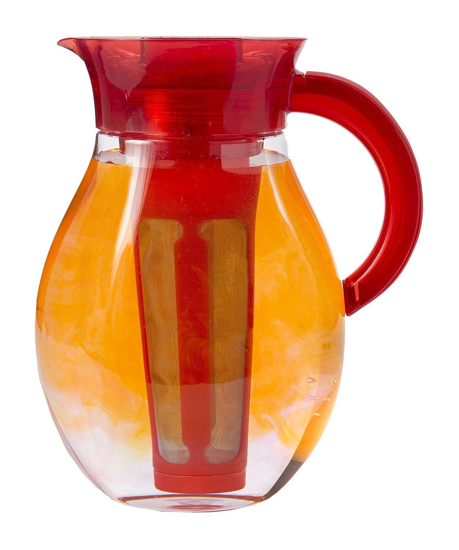 Primula PTBGN-3710 The Big Pitcher Iced Tea Maker, 1 Gallon, Green