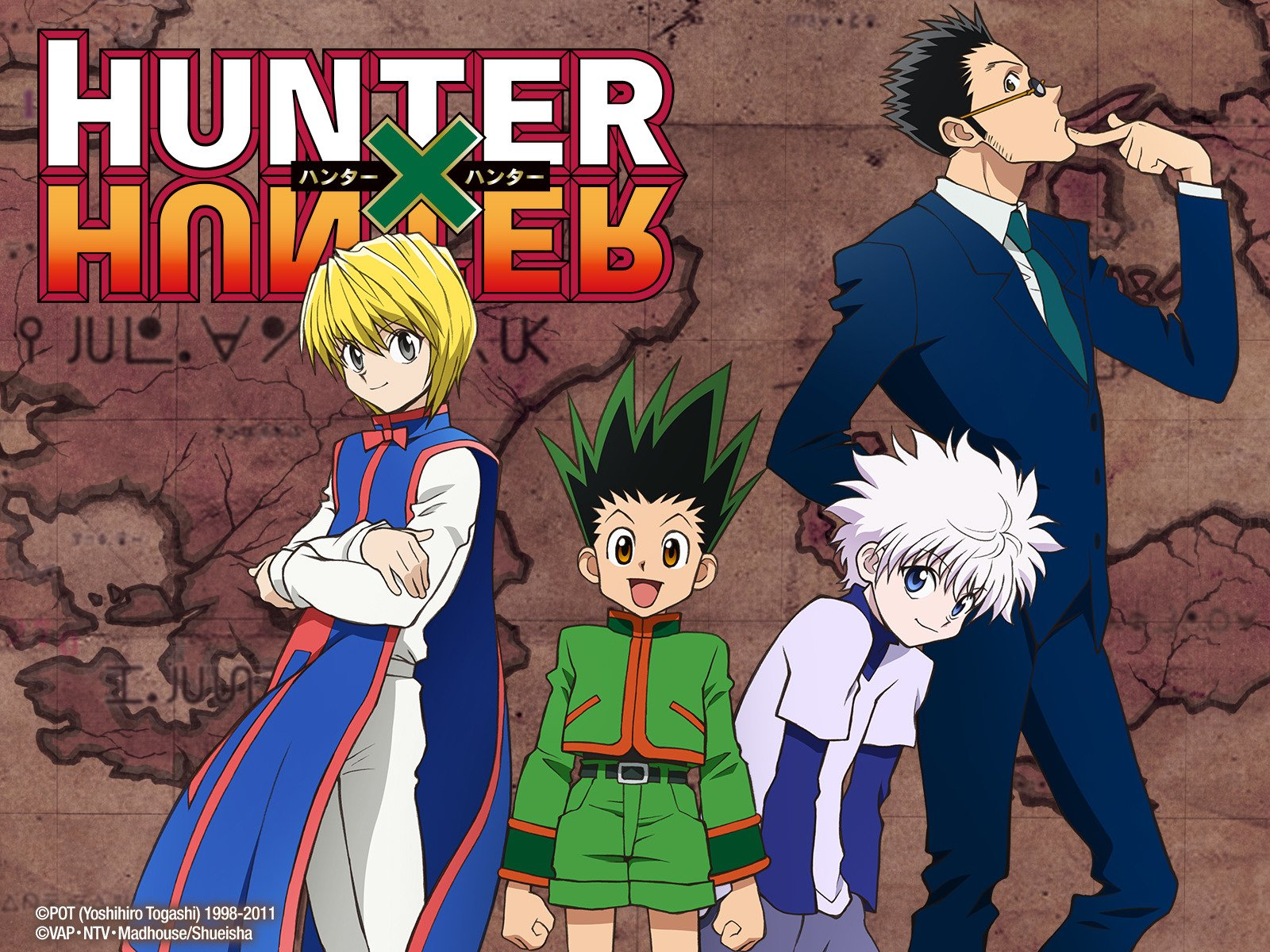 Watch Hunter X Hunter Season 1 V1 Prime Video