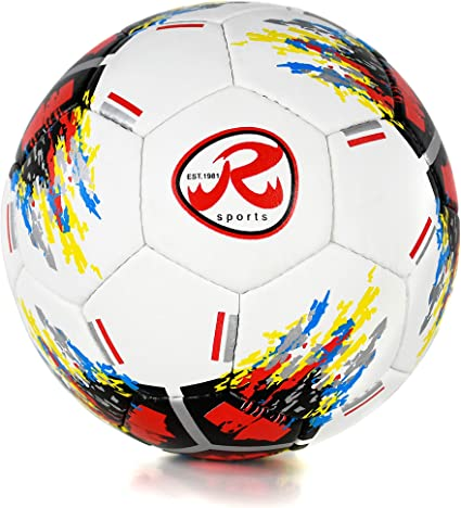 Ronex G-14 balón de fútbol de Nivel competicional con 4 Capas ...
