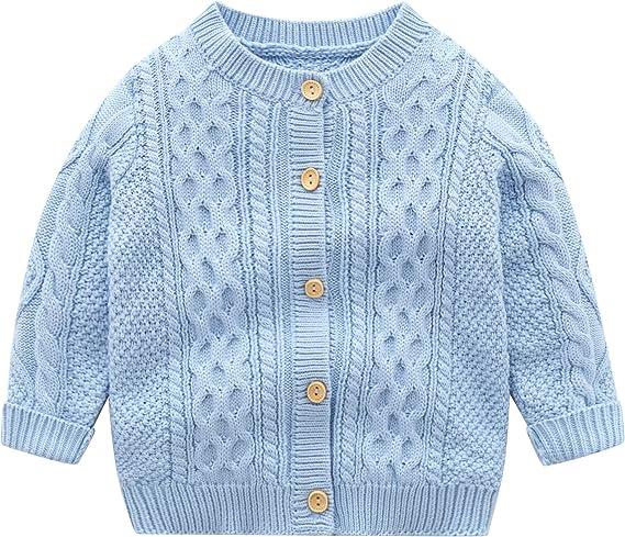 NEW Baby Infant Kids Girls Cotton Knit Jacket Cardigan size 9m.12M.18M.24M.3