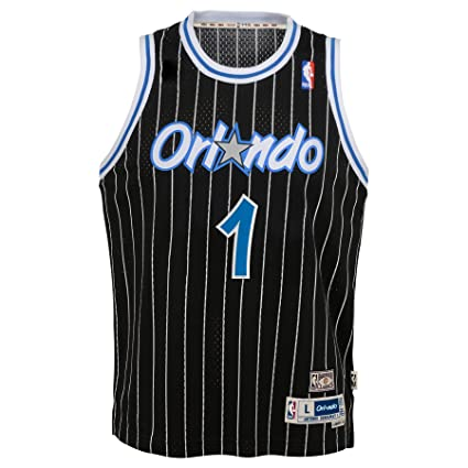 Image Unavailable. Image not available for. Color  Outerstuff Anfernee  Hardaway Orlando Magic NBA Youth Throwback Swingman Jersey ... acc71b567