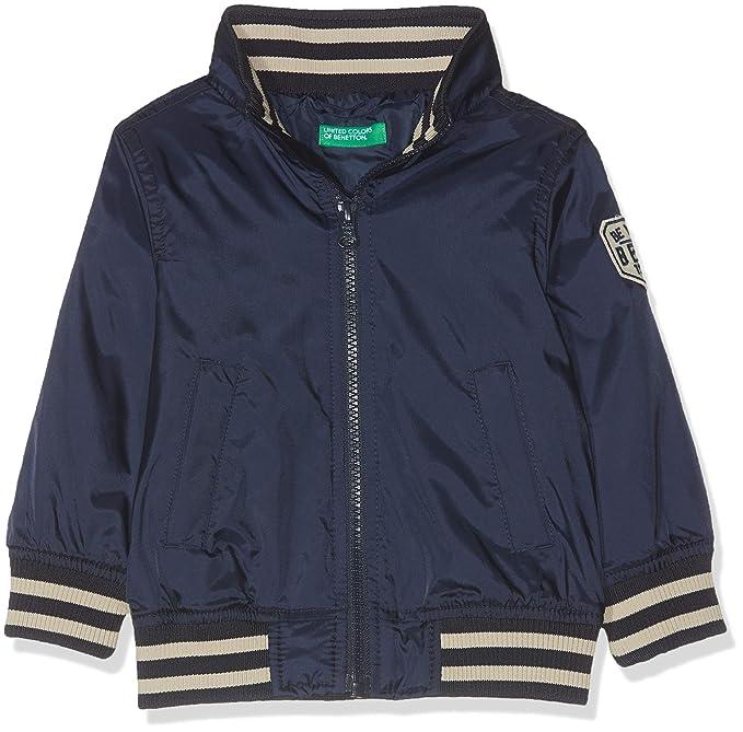 United Colors of Benetton Jacket, Abrigo para Niños: Amazon.es: Ropa y accesorios