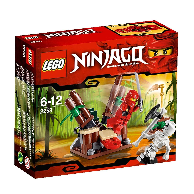 LEGO Set De Juegos 2258 - Estratagema Ninja (ref. 4611491 ...